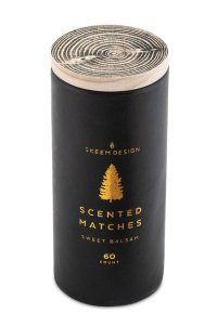 #7. Seet Balsam Scented Matches